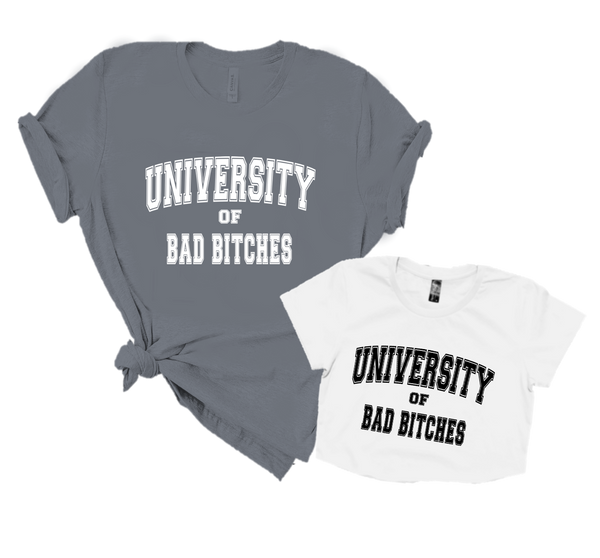 UNIVERSITY OF BAD BITCHES