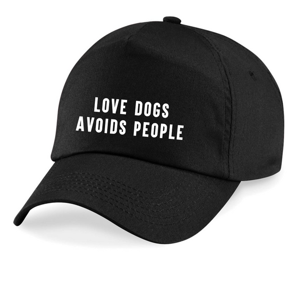 LOVE DOGS AVOIDS POEPLE