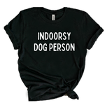INDOORSY DOG PERSON