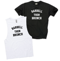 BARBELL THEN BRUNCH
