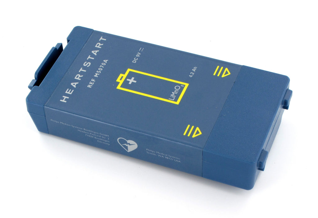 Replacement Battery for Philips AED ID55, Model #M5070A, DC 9V, 4 2 Ah