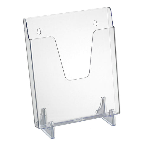 Acrylic File Holder, Vertical Design, Letter Size (Pack of 2)