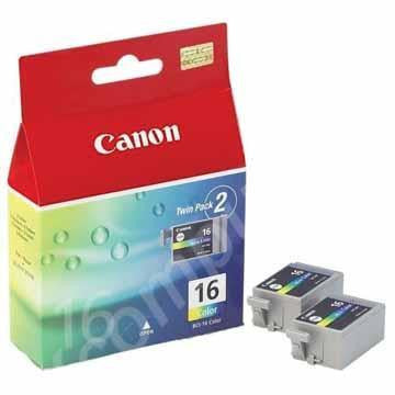 Canon BCI-16 Ink Cartridge Multipack