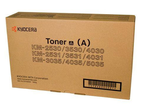KYOCERA KM-2530, KM-3530 toner cartridge black standard capacity 34.000 pages 1-pack