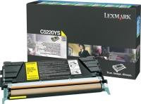 Lexmark C522N Yellow Toner Cartridge