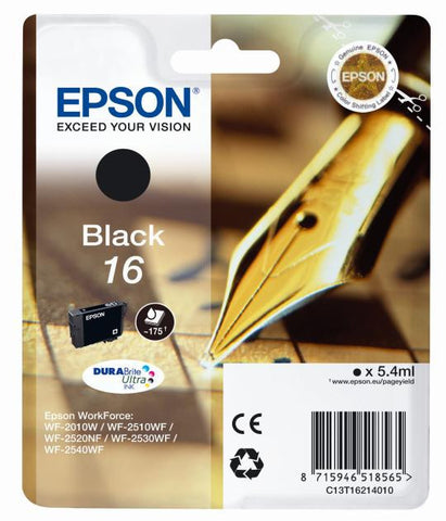 Epson 16 Ink Cartridge