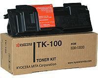 KYOCERA TK-100 toner cartridge black standard capacity 6.000 pages 1-pack