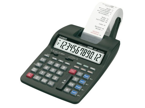 Casio HR 150TEC Printing Calculator