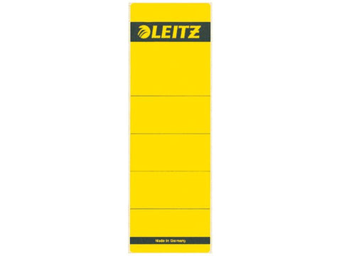 "Leitz 1642 2.28"" x 7.48"" Self-Adhesive Binder Labels (Pack of 10 pieces)"