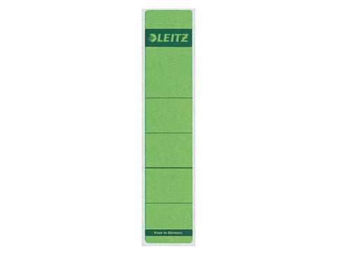 Leitz 1.53x7.55 in Spine Label (pack of 10 pieces)