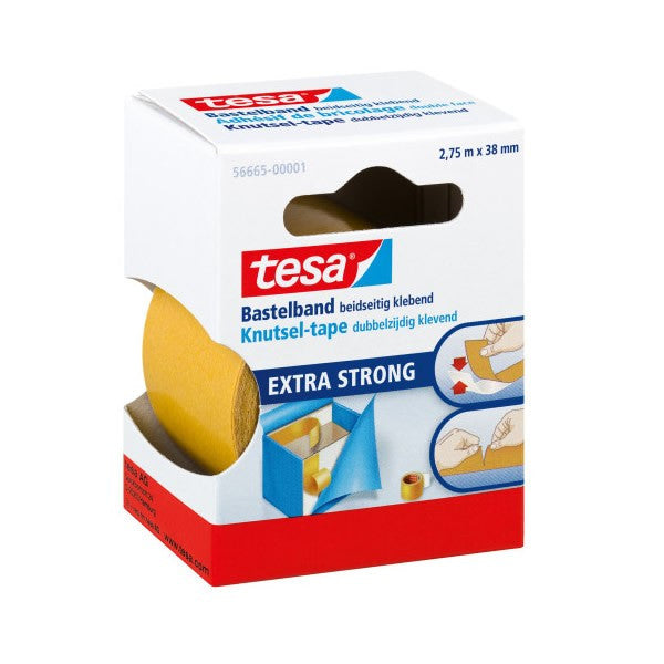 Tesa 38 mm x 9 ft Extra Strong Craft Tape