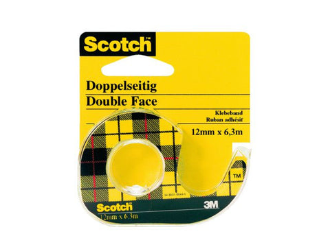 Scotch 12 mm x 20.6 ft Double Sided Tape