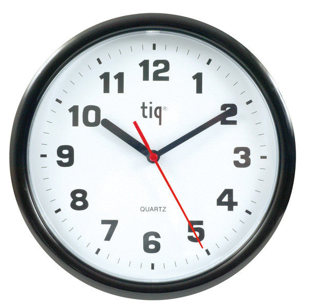 "TIQ 10"" Art Wall Clock"