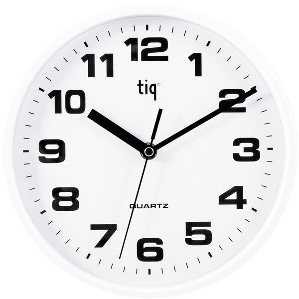 "TIQ 9"" Art Wall Clock"