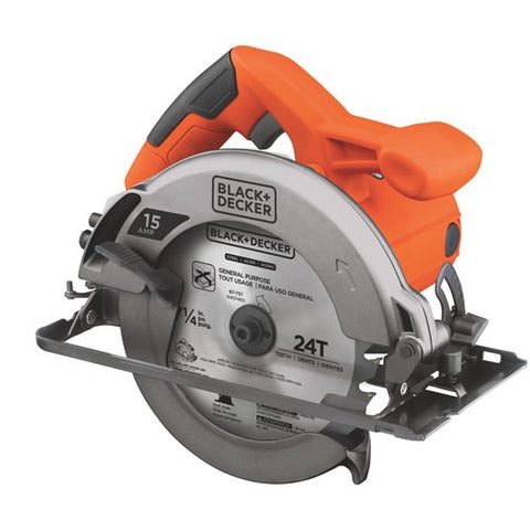 Black&Decker 15 Amp 7-1/4 in Circular Saw