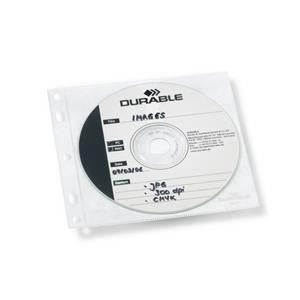 CD / DVD case with perforation 10 pieces