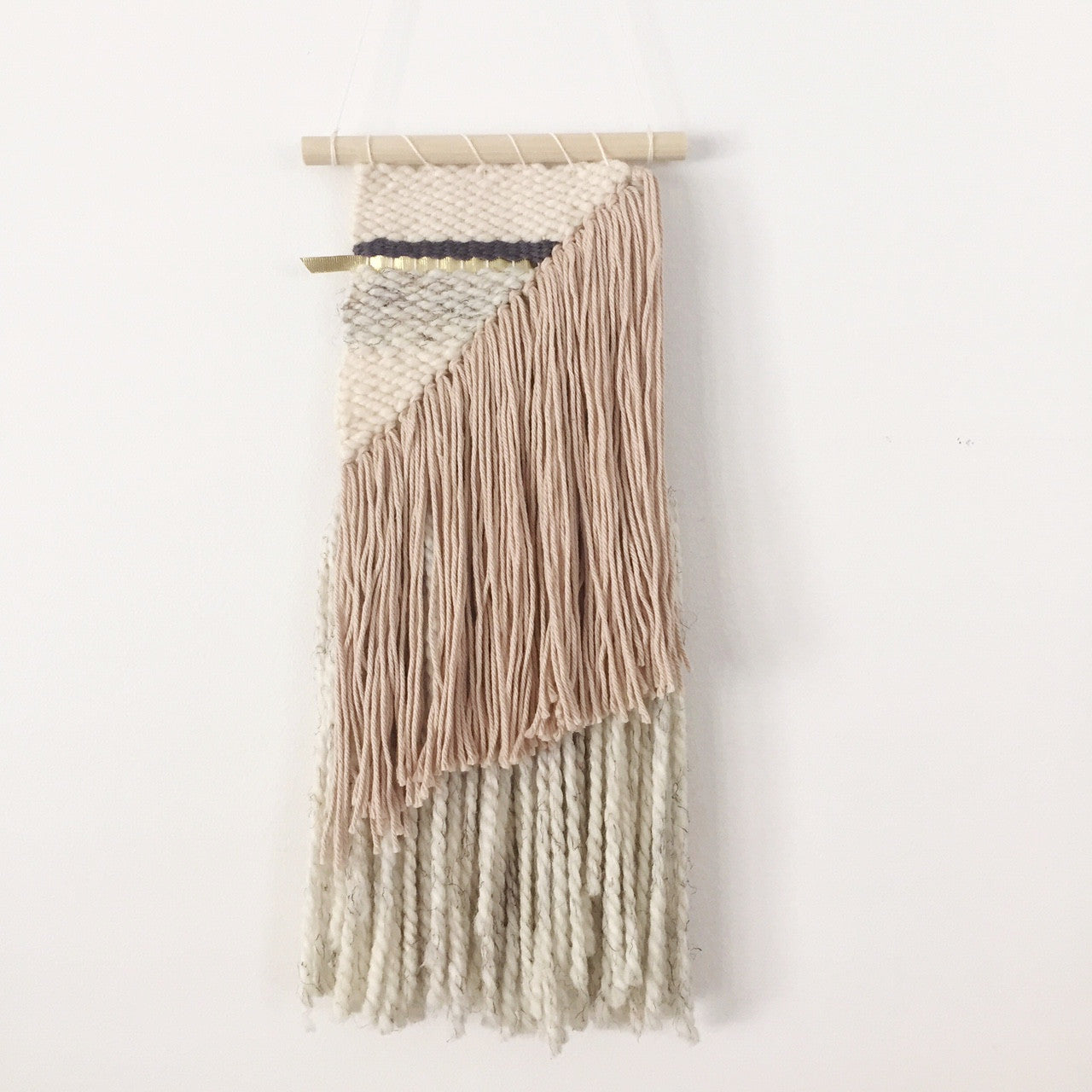 Golden Road Wall Hanging - Small