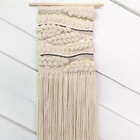 Seaside Wall Hanging - Medium