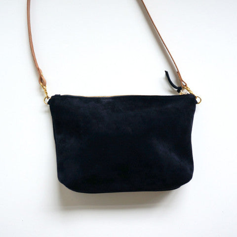 Mini Suede Hobo
