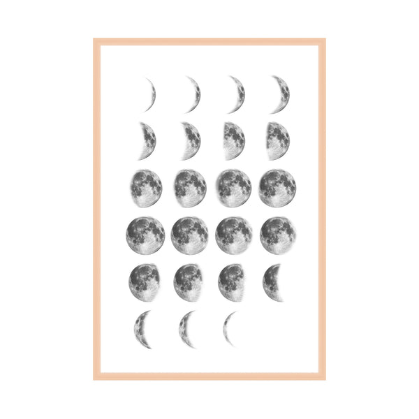 Mystical Moon Phases