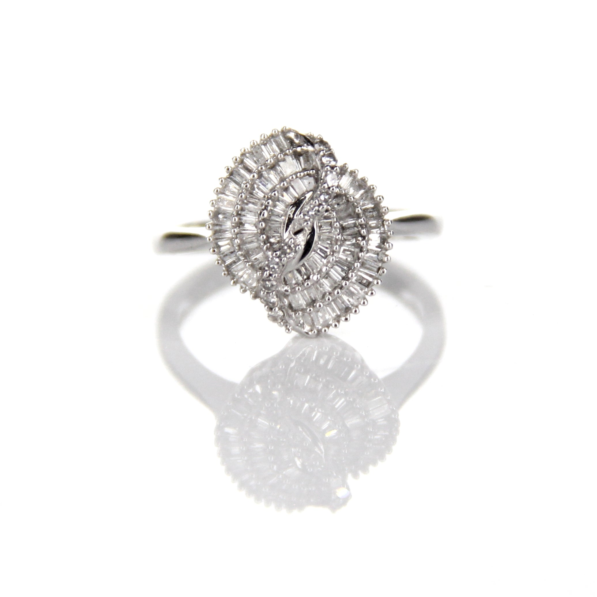 0.41ct Diamond Ring