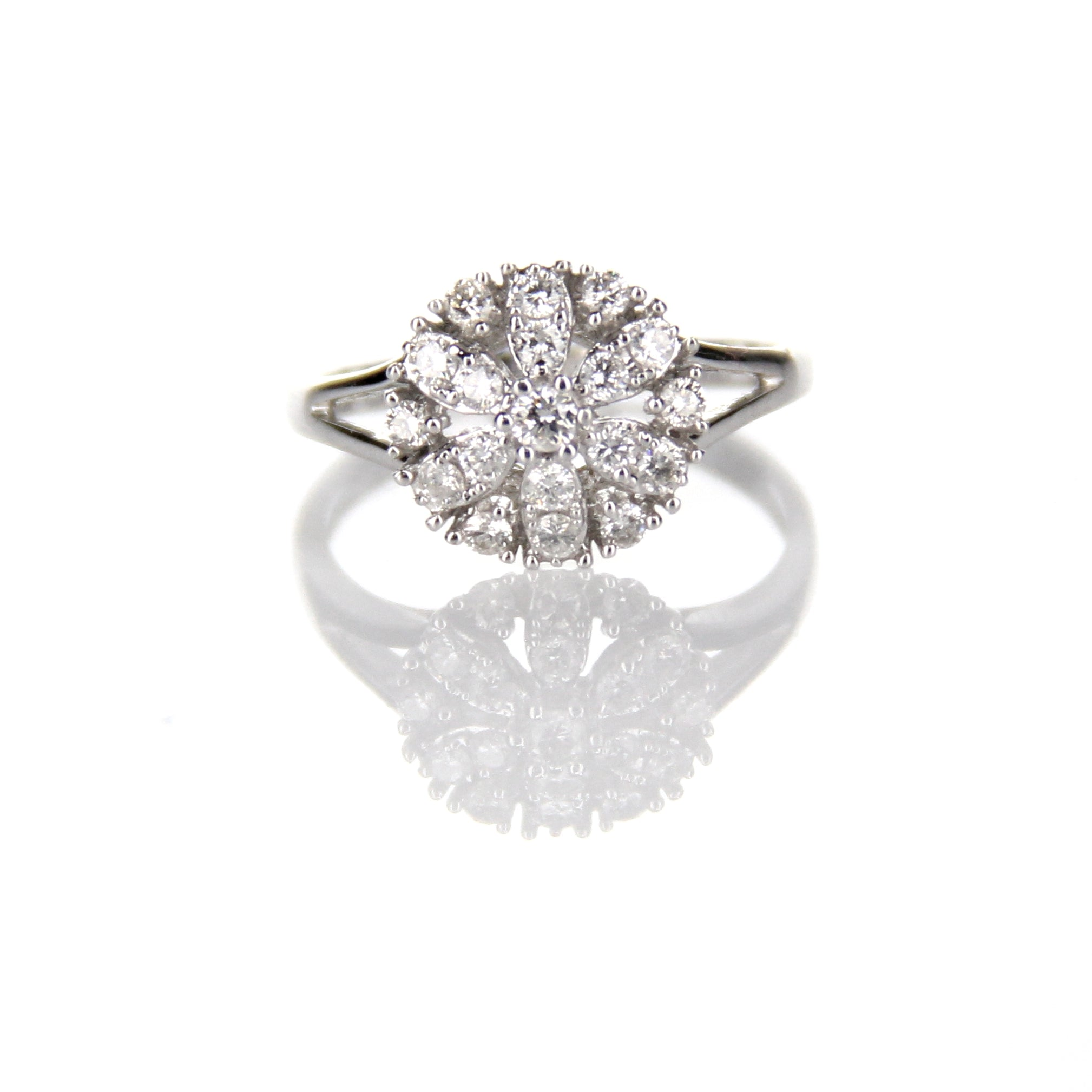0.45ct Diamond Ring