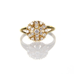 0.46ct Diamond Ring