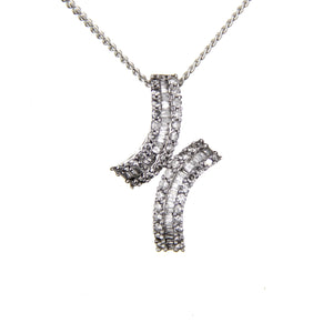 0.60ct Diamond Pendant