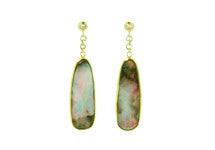 Boulder Opal Earrings