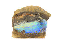 Solid Rough Boulder Opal