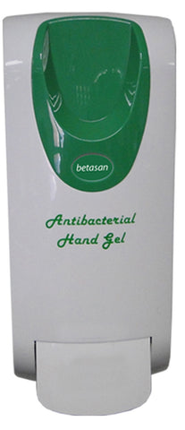 Antibacterial Gel Dispenser (Betasan) , Manual