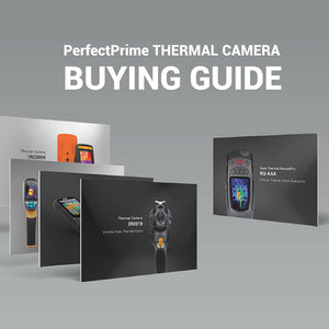 PerfectPrime pages regarding thermal camera
