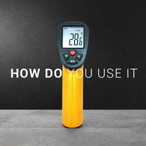 Infrared Thermometer Gun - All You Need to Know