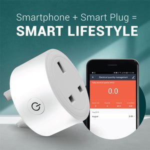 PerfectPrime Smart plug for Smartphones android or iOS