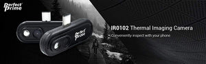 PerfectPrime IR0102 Thermal imaging camera for android