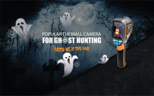 Perfect Prime thermal camera for halloween