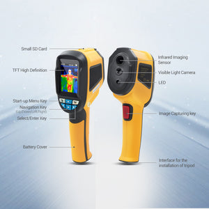 Thermal imaging camera ir0001 product specification