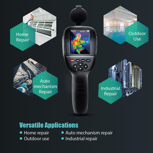 IR0018, thermal imaging camera, applications