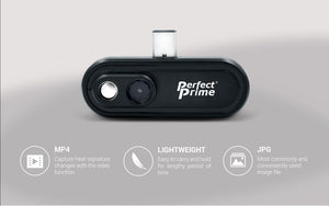 Front of Thermal Camera for android Ir0102