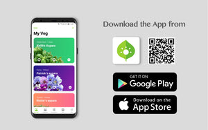 aspara Nature Smart app available on android and Play store