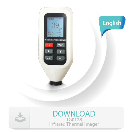 Thickness Gauge software