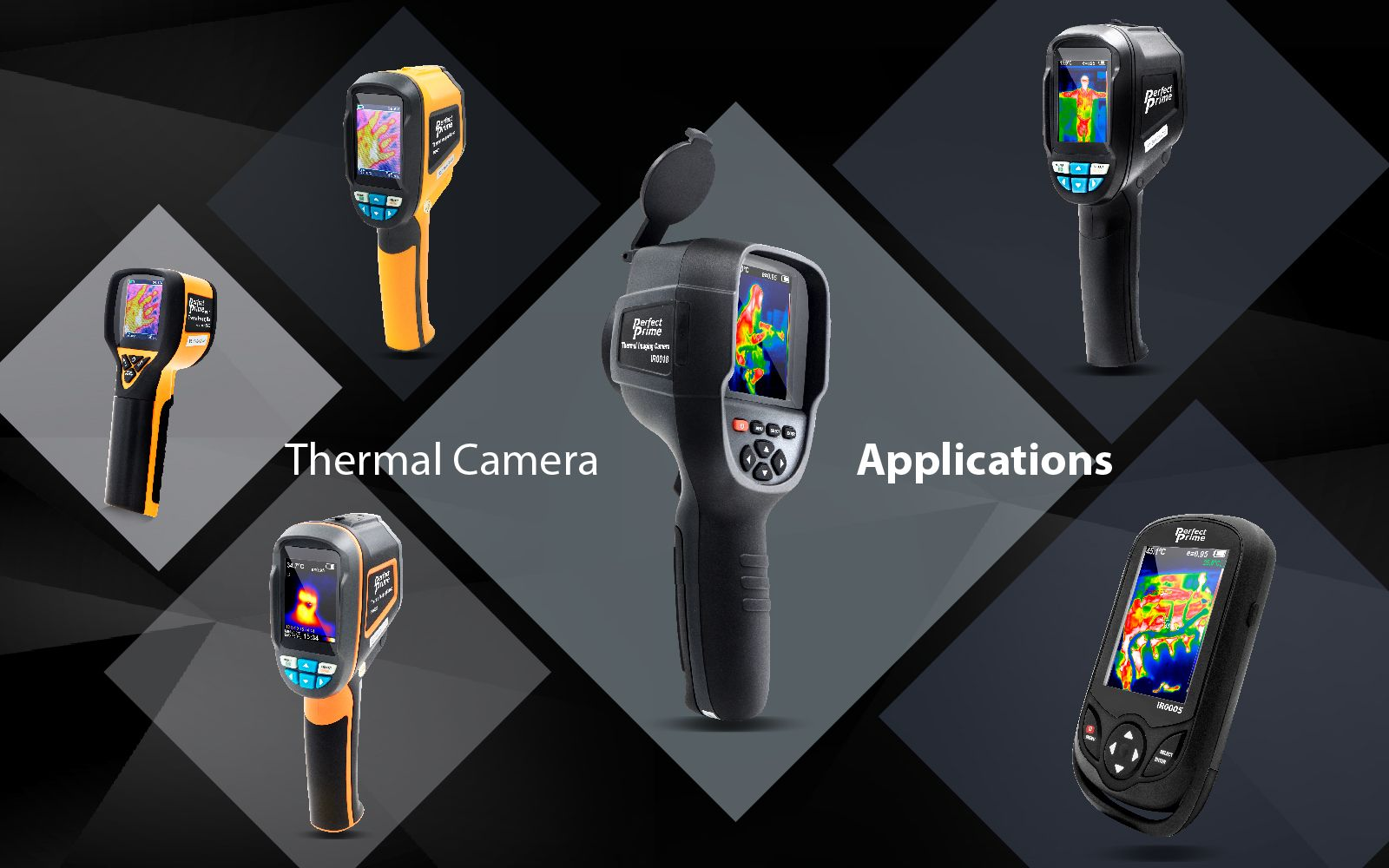 Perfectprime thermal camera collection