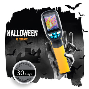 Thermal Camera for ghost hunting