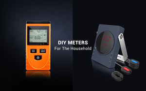 PerfectPrime orange DIY meter