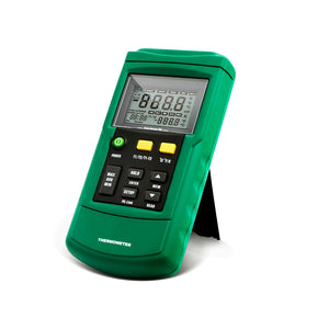 TC2100, 2-Channel Digital Thermocouple Thermometer/Sensor USB Datalog