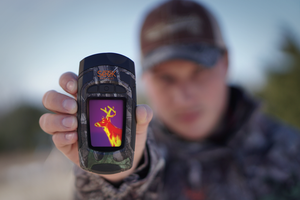 Seek Thermal RevealXR RT-ABA - Durable Handheld Thermal Imaging Camera with IR Resolution 206 x 156