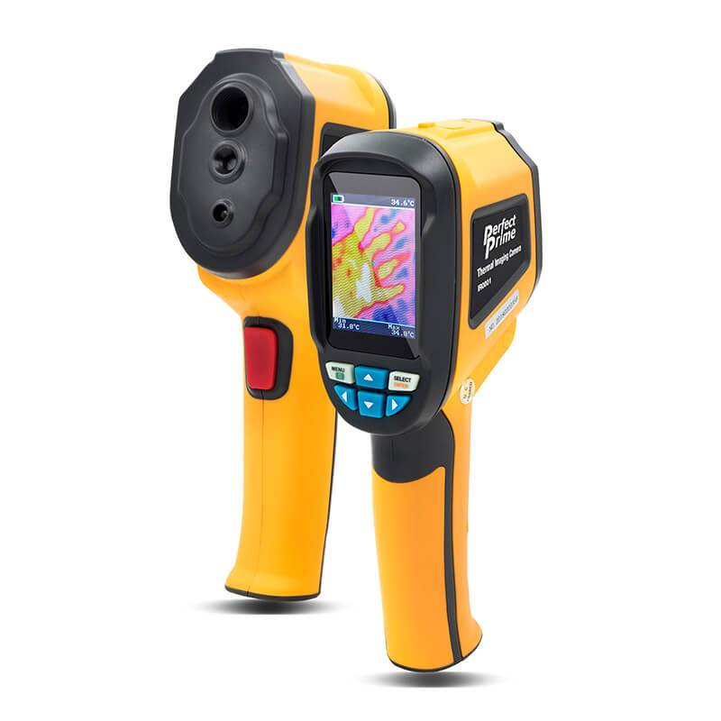 Perfect Prime Thermal imager IR0001 front and back view