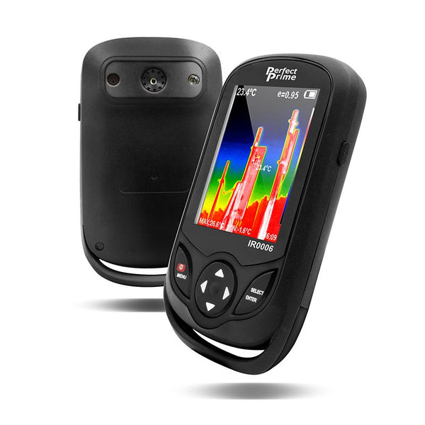 perfectprime thermal camera IR0006 front and back