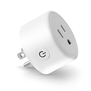 SP1105, WiFi Outlet Smart Plug work with Alexa, Google Home IFTTT, 12A 1.2KW, 120V (USA Only)