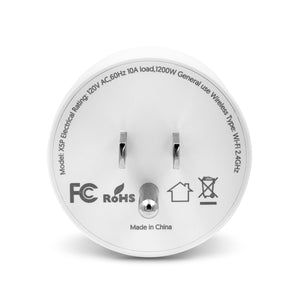SP1105 Smart Plug 12A 1.2KW, 120V (USA Only)